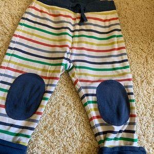 Mini Boden reversible pants
